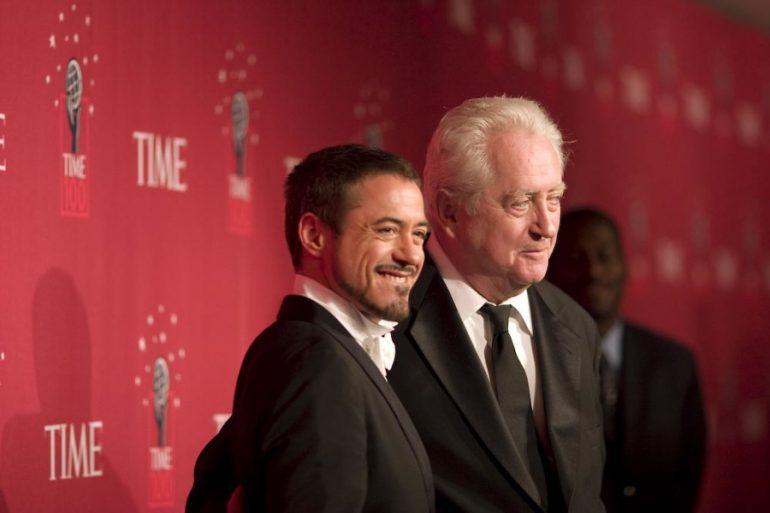 Murió Robert Downey Sr., padre de Robert Downey Jr.