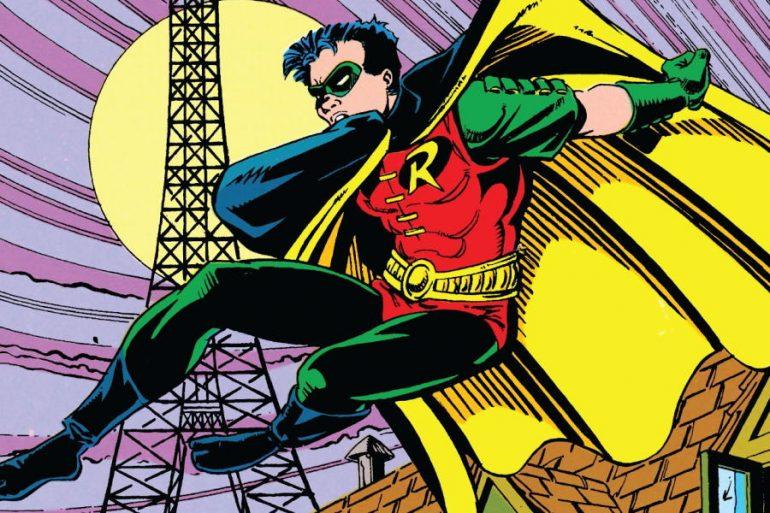 Conoce a Tim Drake, el Robin que hará su debut en Titans