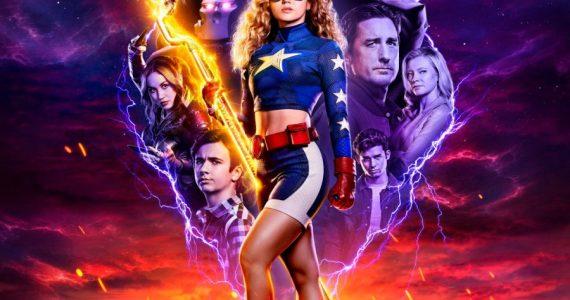Stargirl y la Justice Society of America lucen en el nuevo póster para su nueva temporada