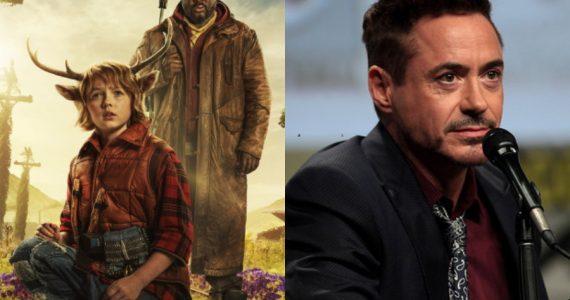 ¿Qué personaje interpretaría Robert Downey Jr en Sweet Tooth?