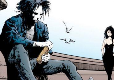 Primeras imágenes de Dream y Death en el set de The Sandman