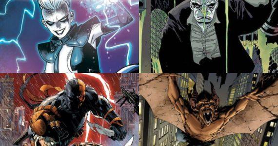 Estos villanos fueron considerados por James Gunn para The Suicide Squad