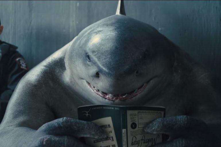 """The Suicide Squad: No te pierdas el breve """"documental"""" de King Shark"""