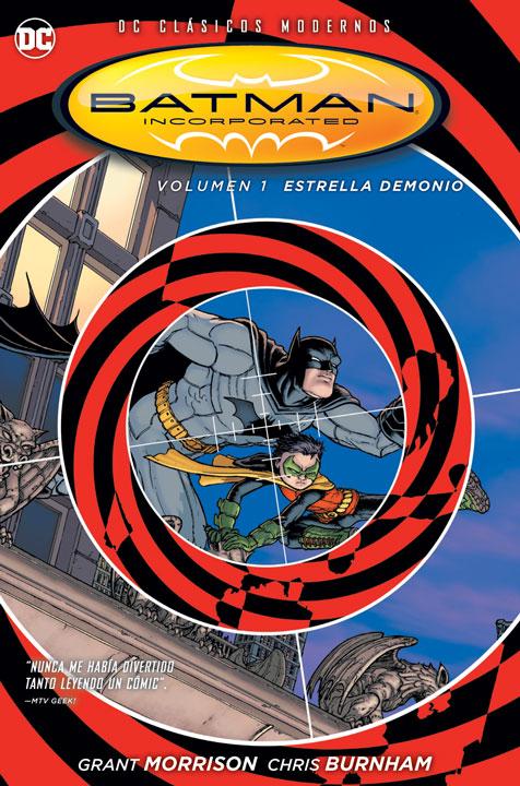 DC Clásicos Modernos – Batman, Incorporated Vol. 1: Estrella Demonio