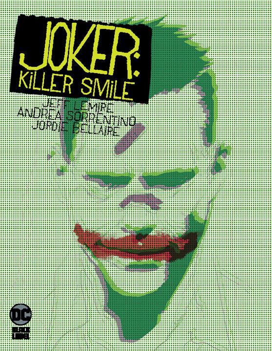 DC Black Label – Joker: Killer Smile
