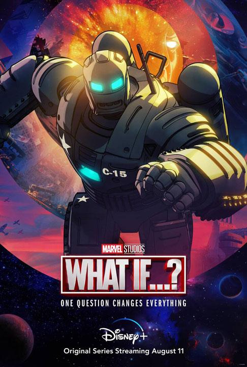 Explora un Multiverso de nuevos personajes con los posters de What If…?