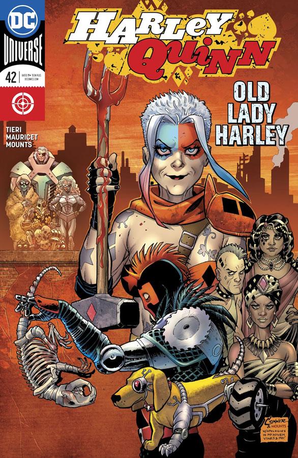 Harley Quinn: 3 encuentros con Starro el Conquistador