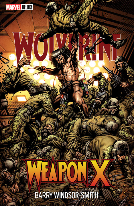 Marvel Deluxe – Wolverine: Weapon X