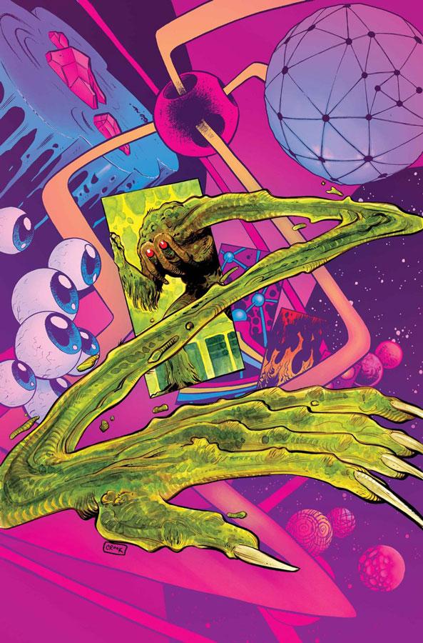 Marvel estaría desarrollando un proyecto sobre Man-Thing