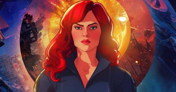 Nick Fury y Black Widow llegan a los nuevos posters de What if…?