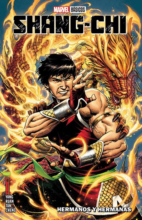 Marvel Básicos – Shang-Chi: Hermanos y Hermanas