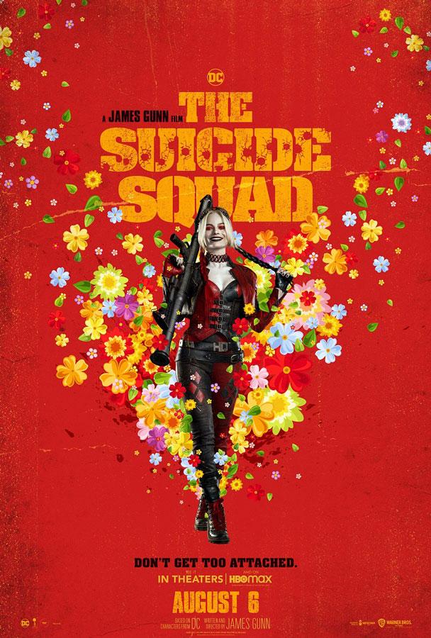 The Suicide Squad: la mayor colección de easter eggs