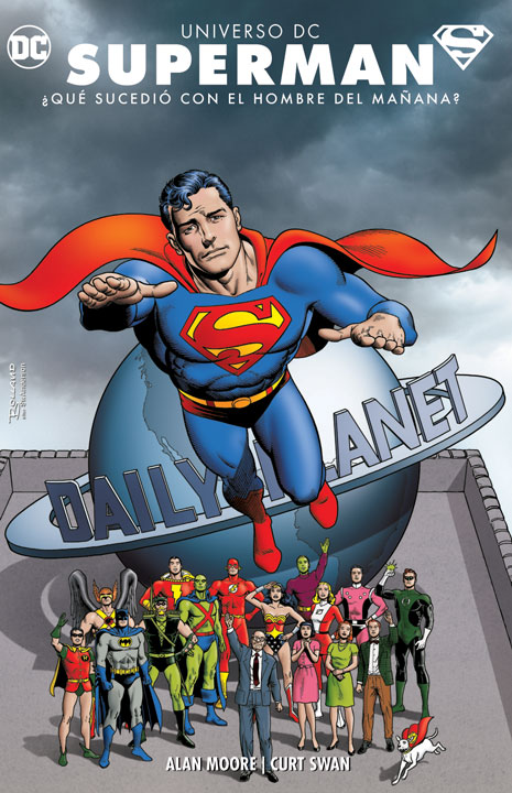 Universo DC – Superman: ¿Qué sucedió con el Hombre del Mañana?