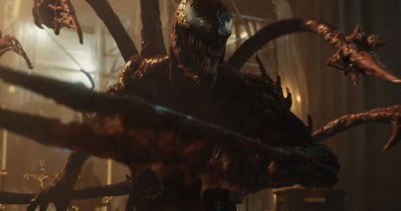 ¡Eres lo que comes! Aquí el segundo tráiler de Venom: Carnage Liberado