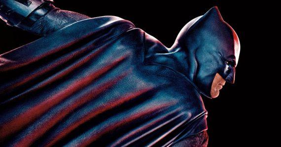 Zack Snyder festeja el cumpleaños de Ben Affleck con una foto inédita de Batman