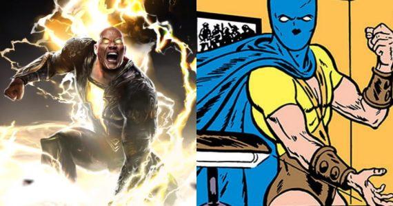 Black Adam podría incorporar a la versión original de The Atom