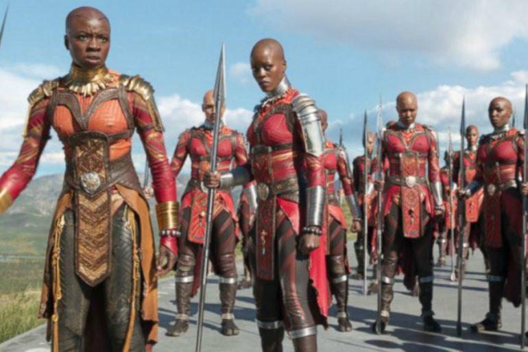Video: Las Dora Milaje entran en acción en el rodaje de Black Panther: Wakanda Forever