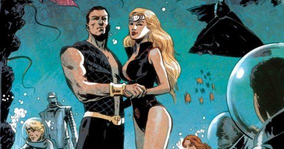 Black Panther: Wakanda Forever incorporaría a Namora a su trama