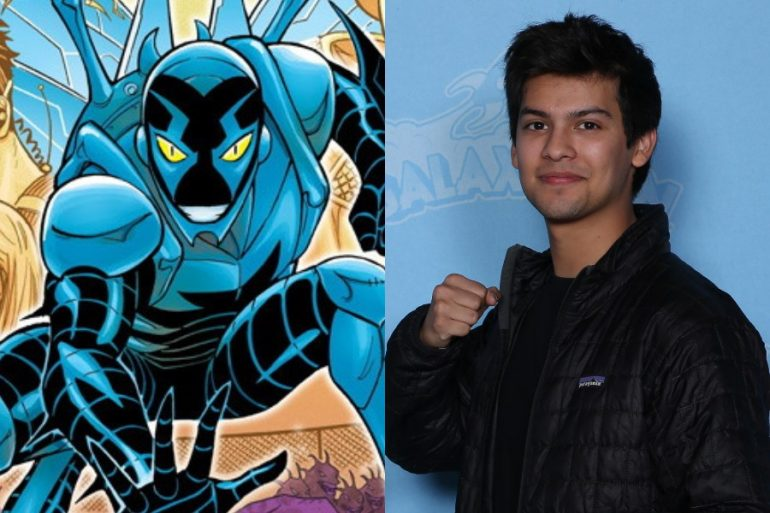 Xolo Maridueña protagonizará la película de Blue Beetle
