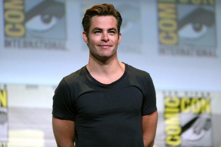 Chris Pine podría llegar al Universo Cinematográfico de Marvel