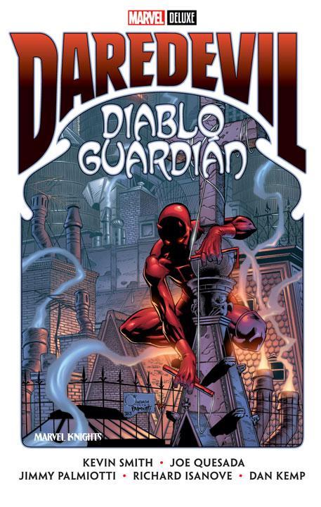 Marvel Deluxe – Daredevil: Diablo Guardián