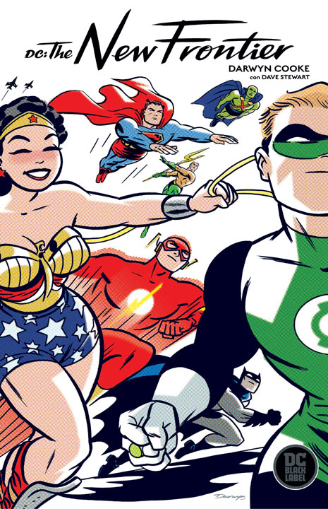 DC Black Label – DC: The New Frontier
