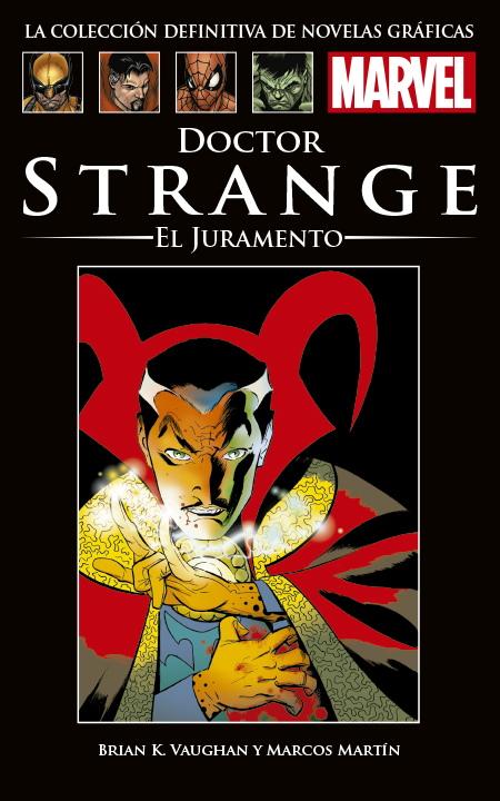El Juramento y otras historias importantes de Doctor Strange