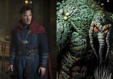 ¿Man-Thing llegará a Doctor Strange in the Multiverse of Madness?