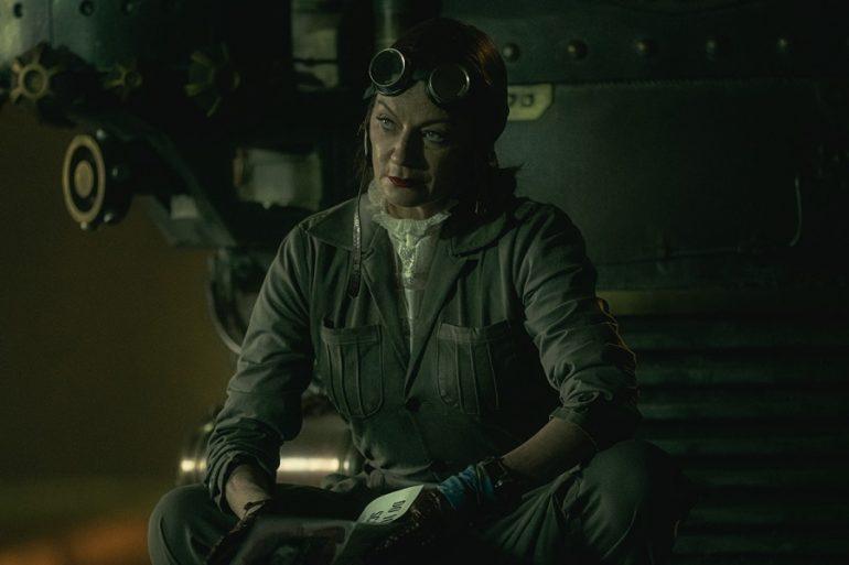 Primeras imágenes de Madame Rouge en la tercera temporada de Doom Patrol