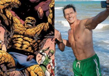 Fantastic Four: ¿John Cena busca interpretar a The Thing?