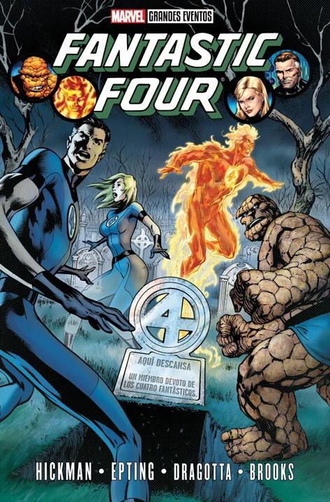 Fantastic Four: Tres