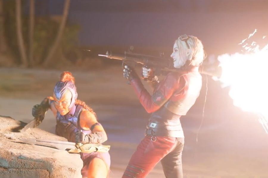 ¿Qué pasó con Harley Quinn entre Birds of Prey y The Suicide Squad?