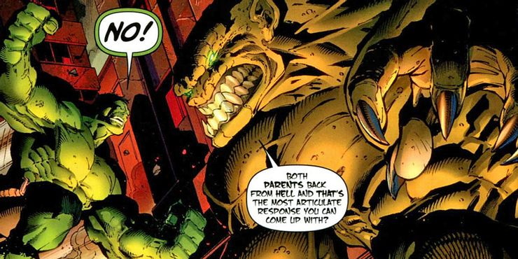 Did Immortal Hulk make it to the Marvel Cinematic Universe?