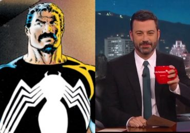 "Jimmy Kimmel ""comparte"" su primera imagen como Kraven"