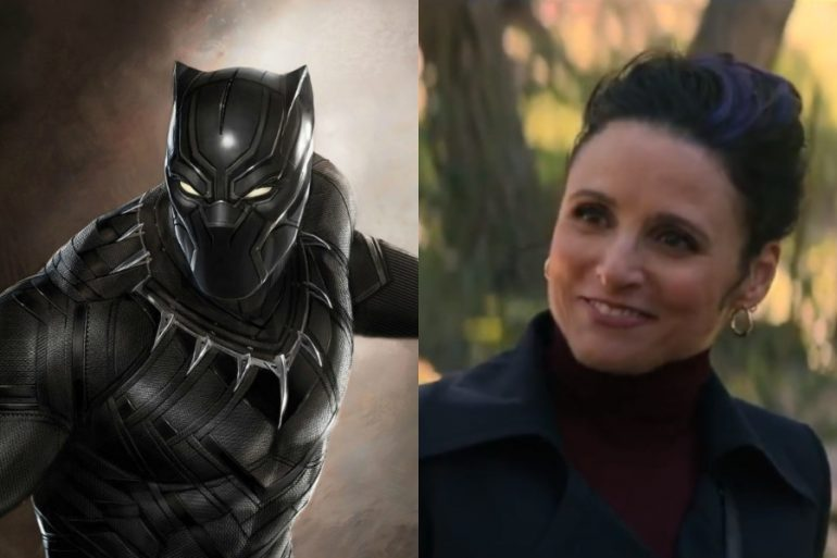 Julia Louis-Dreyfus se incorporaría a Black Panther: Wakanda Forever
