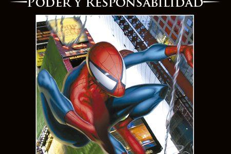 La Colección Definitiva de Novelas Gráficas de Marvel – Ultimate Spider-Man: Poder y Responsabilidad
