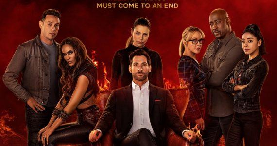 Lucifer presenta el póster de su temporada final