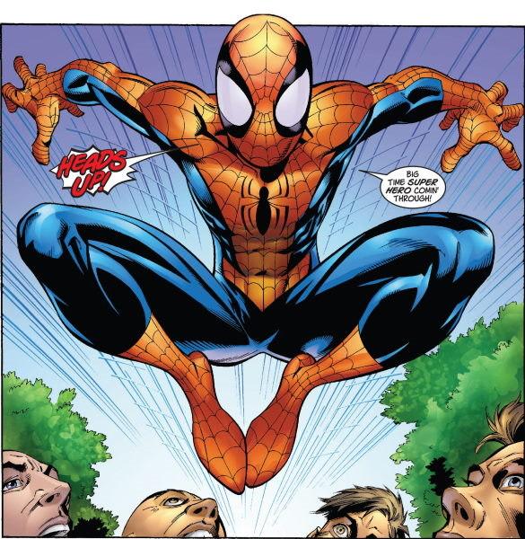 Mark Bagley: El poder y la responsabilidad de marcar una época con Spider-Man
