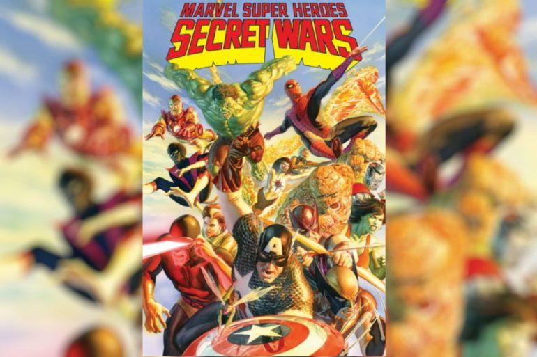 ¿Marvel Studios inició la producción de Secret Wars?