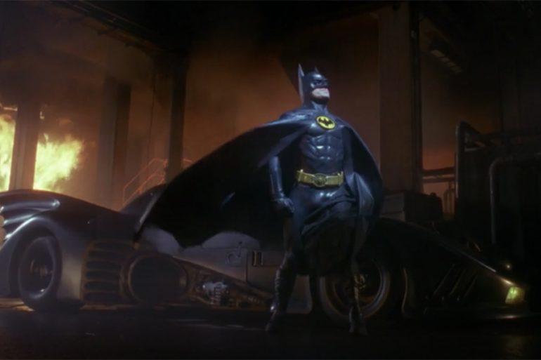 """""""Lo que hizo Tim Burton con Batman cambió todo"""": Michael Keaton"""