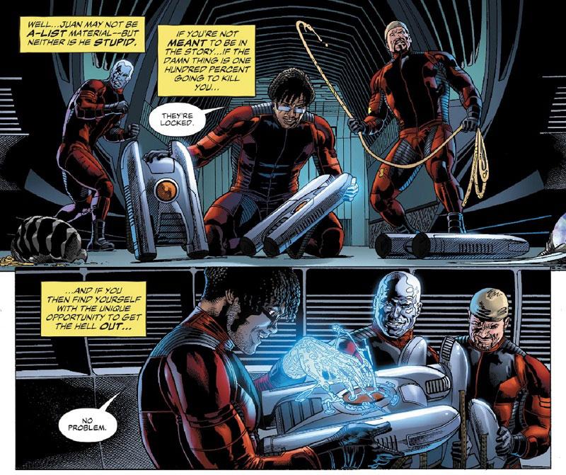 ¿Quién es quién en The Suicide Squad? Conoce a sus nuevos personajes