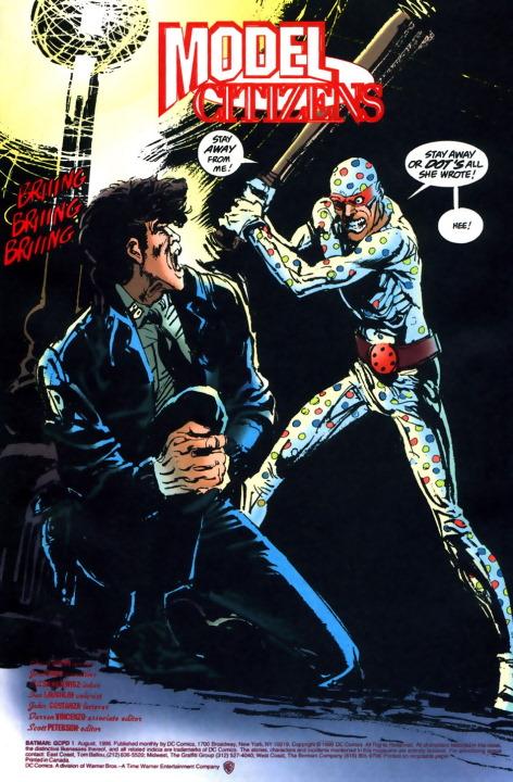 ¿Porqué Polka-Dot Man es el villano más temible del Universo DC?