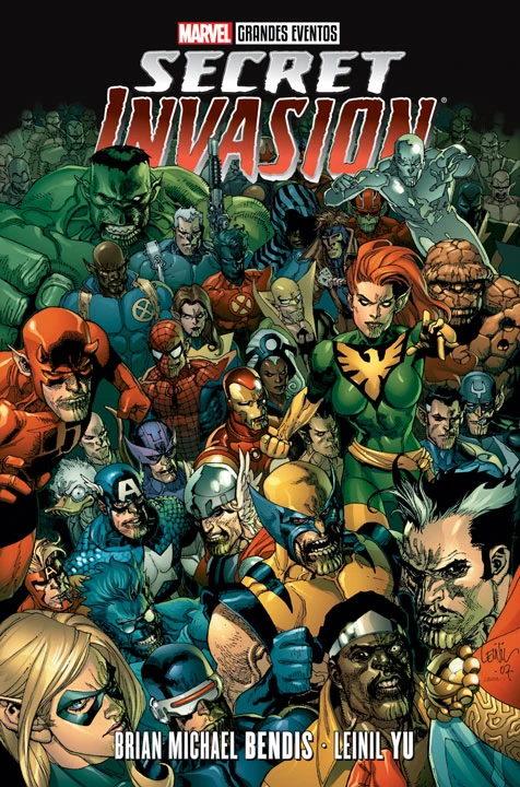 Marvel Grandes Eventos: Secret Invasion