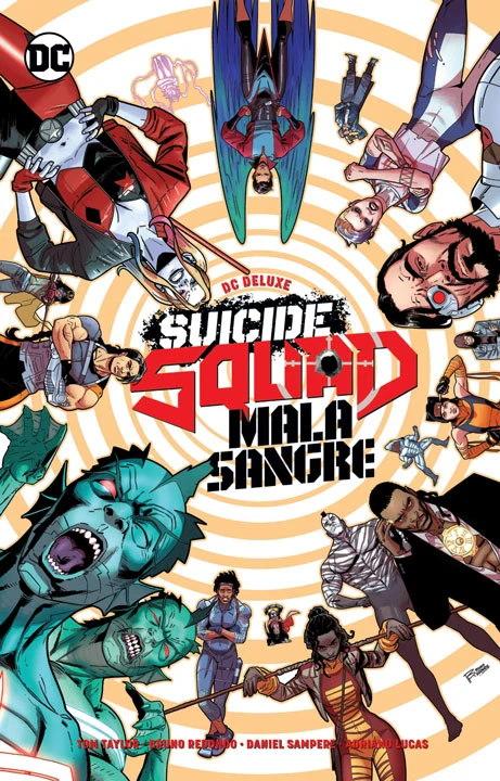 DC Comics Deluxe - Suicide Squad: Mala Sangre