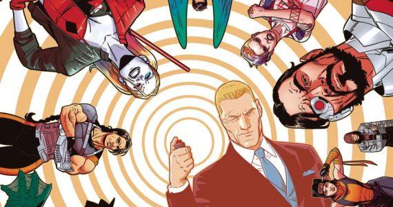 Tom Taylor y el reto de darle Mala Sangre al Suicide Squad