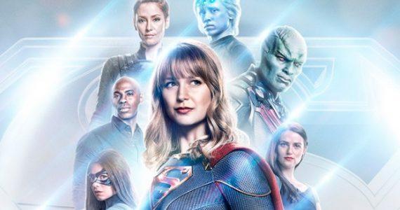 ¿Qué se 'robaría' el elenco de Supergirl de sus personajes?
