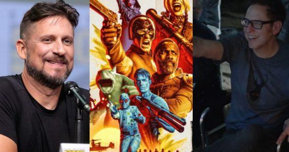 The Suicide Squad: El agradecimieto de James Gunn a David Ayer