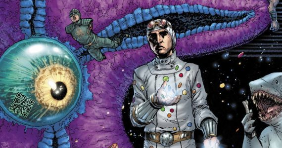 Jim Lee comparte un arte especial de The Suicide Squad y una felicitación