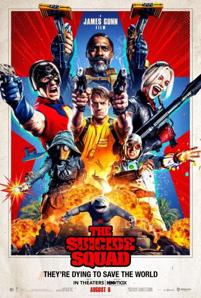 The Suicide Squad si se conecta con el DCEU, confirma James Gunn