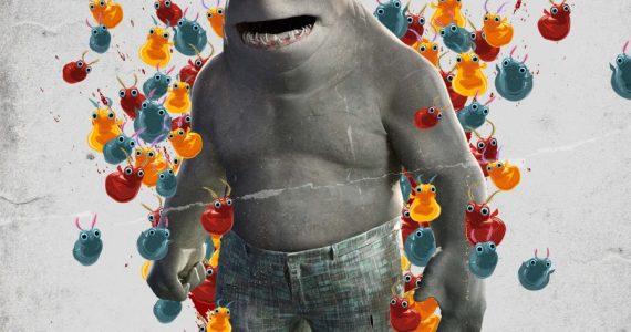 King Shark tenía una escena conmovedora en The Suicide Squad